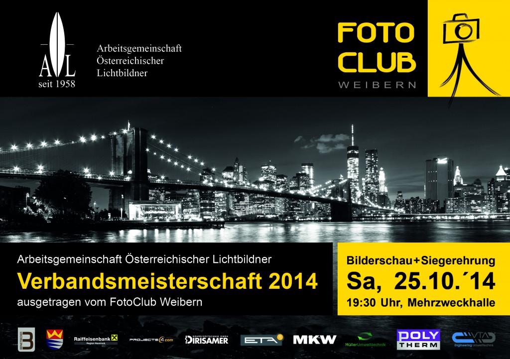 Einladung Siegerehrung AÖL Verbandsmeisterschaft 2014